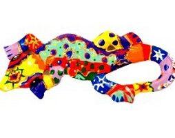 Geckos 40Cm